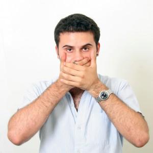 Forbered deg når du skal holde tale eller være stille!