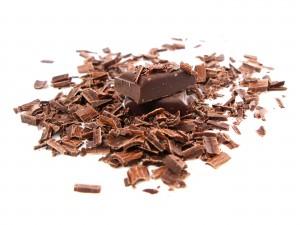 revet sjokolade